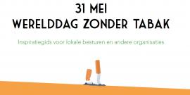 cover inspiratiegids 31 mei Werelddag zonder tabak