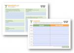 Beweegplan en -dagboek